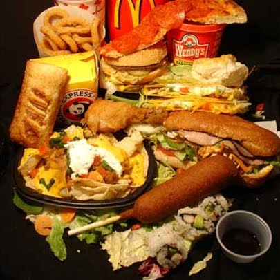 The supreme plate national junk food day for American culture cuisine