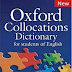 Oxford Collocations Dictionary 2nd Edition 2009