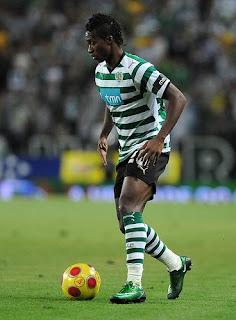 Yannick Djalo Sporting Lisbon