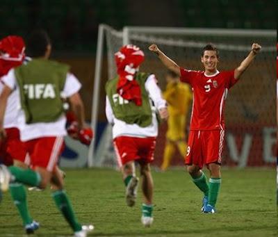 Hungary U-20s Krisztian Nemeth Liverpool striker