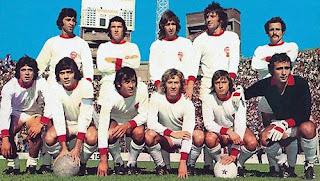 Huracán de 1973. Los hermanos de Pelé