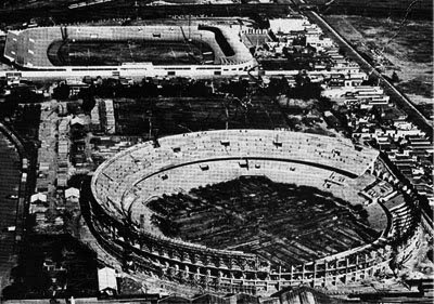 Estadios de Racing e Independiente