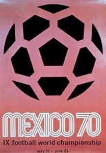 Poster México 1970