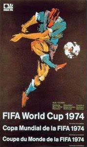 Afiche Alemania 1974