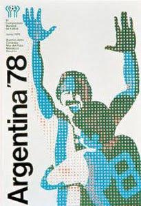 Afiche Argentina 1978
