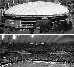 Estadio olímpico de Vancouver