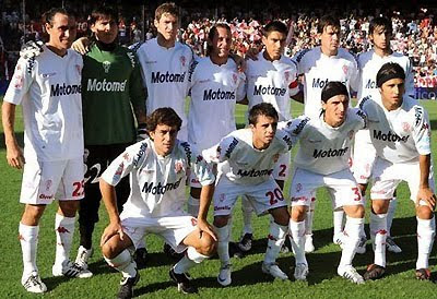 Los ángeles de Cappa - Huracán Clausura 2009