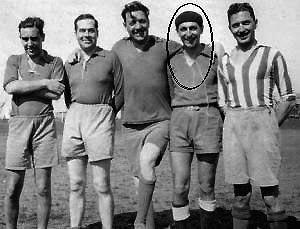 Arturo Frondizi en Almagro