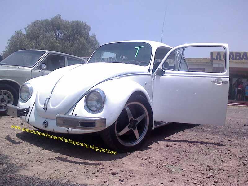 Auto Club Pachuca Enfriados por Aire 2.0: Exhibición de Autos ...