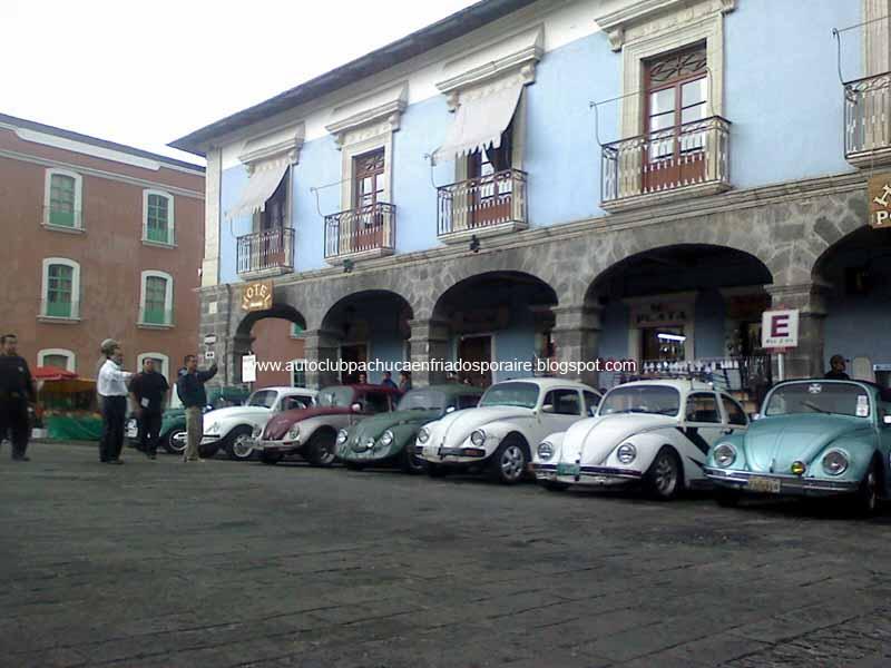 Auto Club Pachuca Enfriados por Aire 2.0: julio 2010