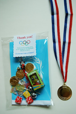 Tania mccartney blog parties let the games begin mini for Bag decoration games