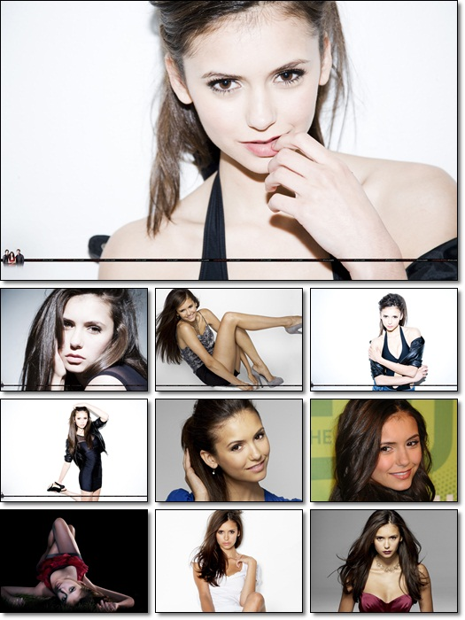 Nina Dobrev HQ Photo Pack