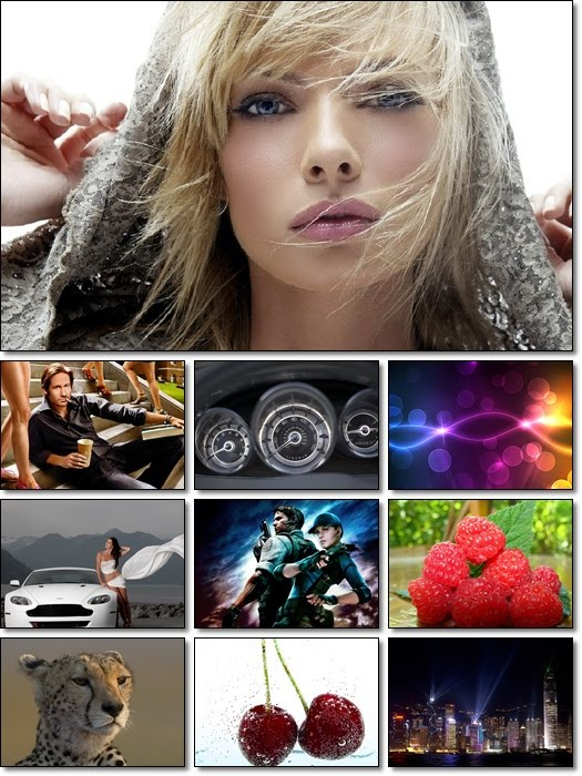 Full HD Mixed Wallpapers Pack 63