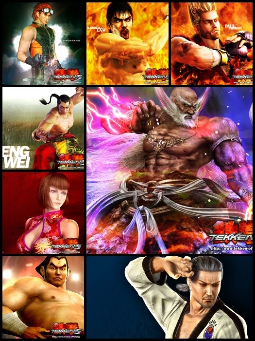 Tekken - Official Wallpaper 3