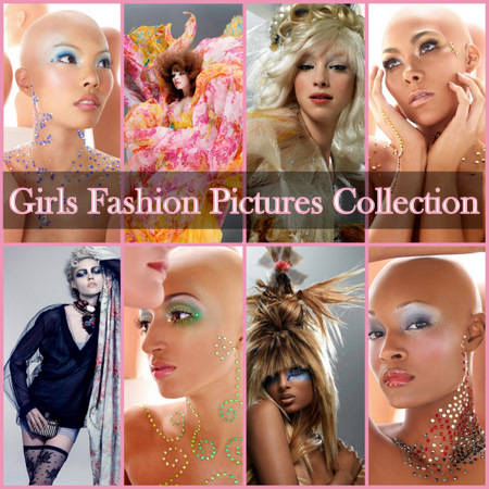Girls Fashion Pictures Collection