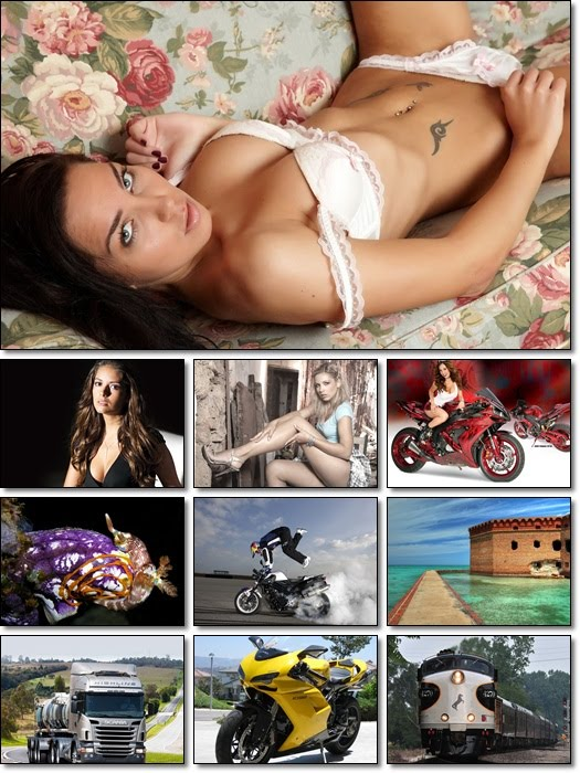 Full HD Mixed Wallpapers Pack 68 by Smpx