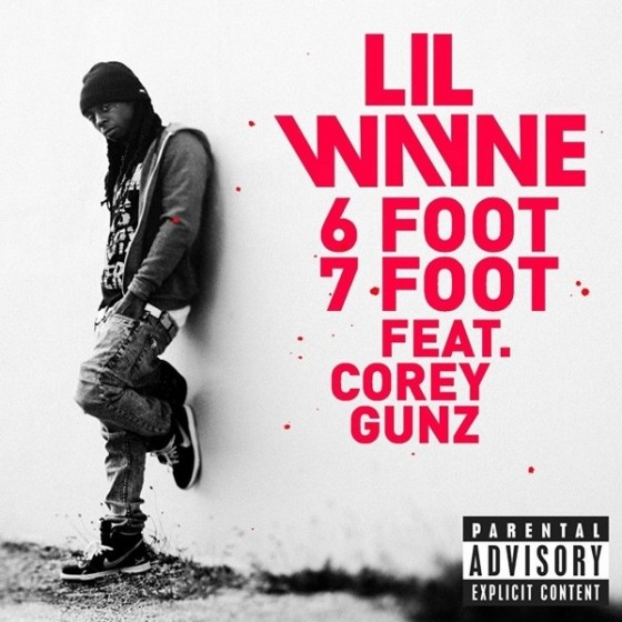 lil wayne 6 foot 7 foot album cover. Lil+wayne+6+foot+7+album+
