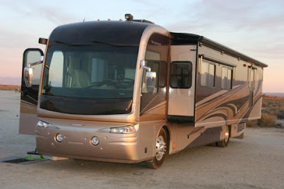 Hire a Motorhome - Have a Different Olympic Experience