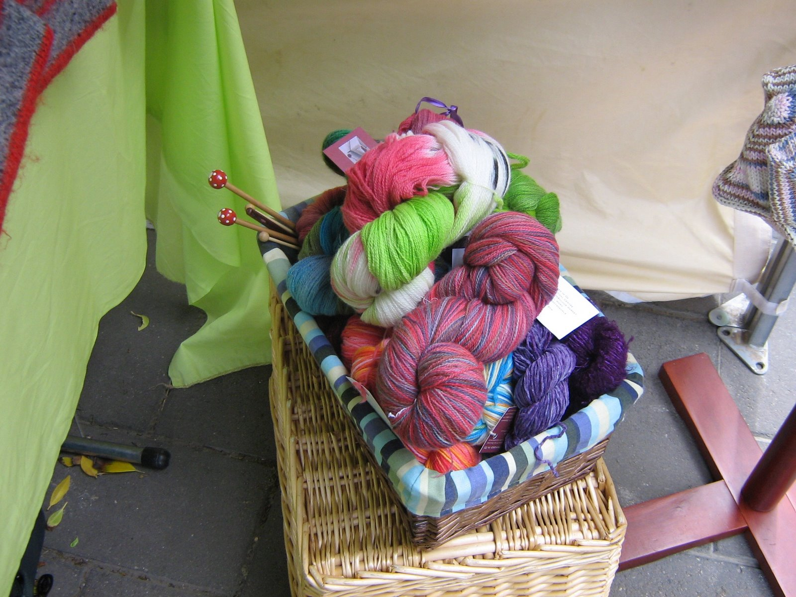 [art+hart+yarn+basket]