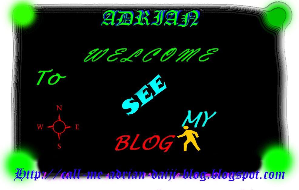 adrian del blog o el blog de daiji