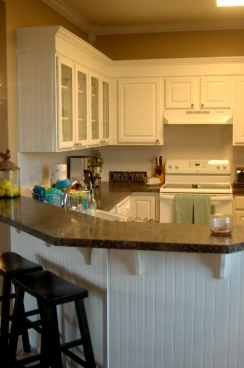 The extraordinary Cottage beadboard kitchen backsplash pics