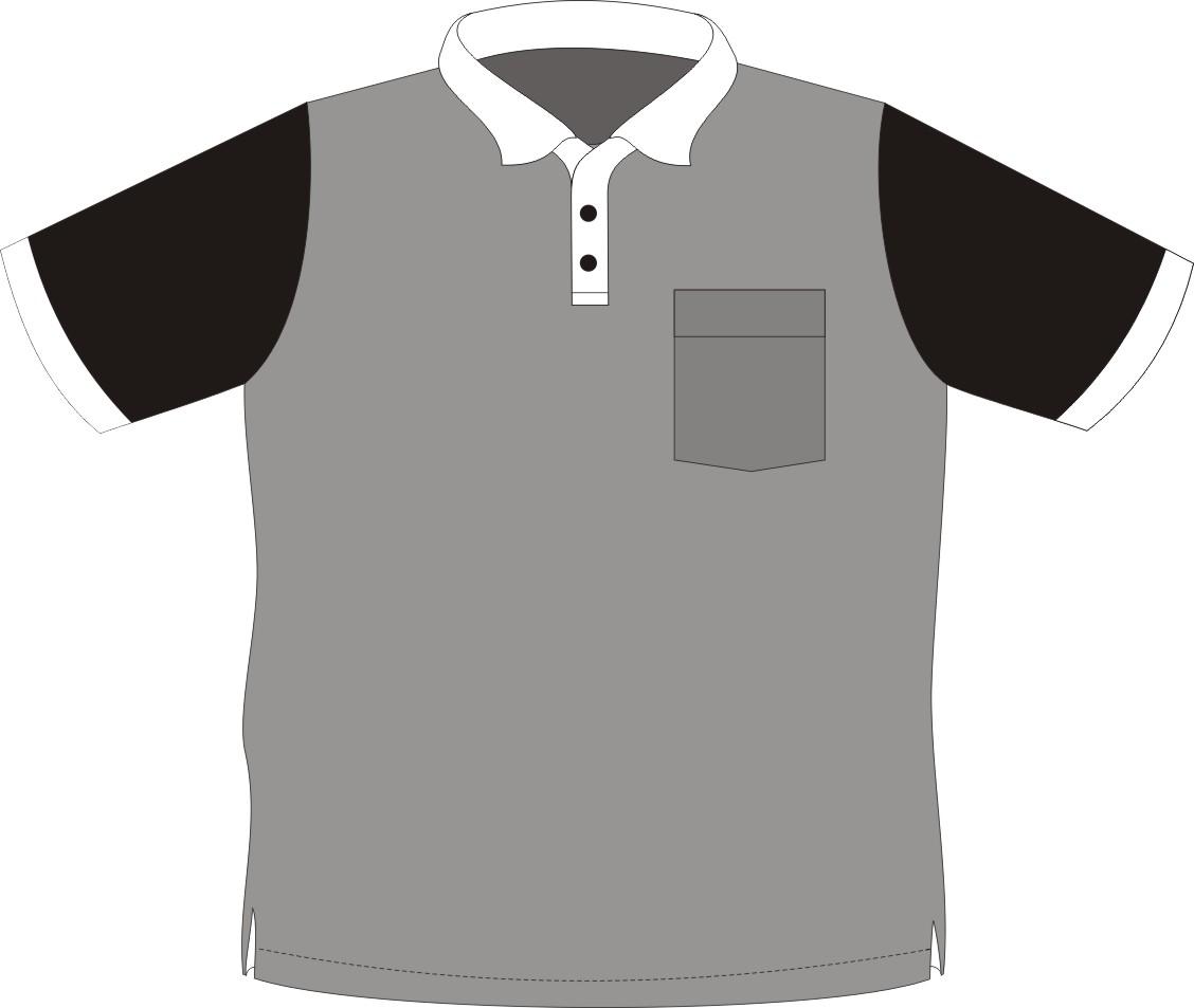 Desain t shirt kerah - Desain Indonesia