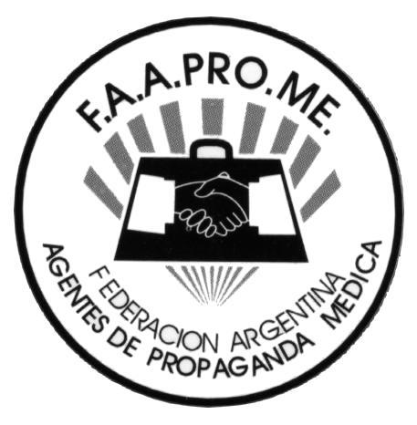 La Federación Argentina de Agentes de Propaganda Medica  FAAPROME-CTA, adhiere a la marcha en repudio a la procuración de la ciudad autónoma por el otorgamiento   de matrículas truchas.