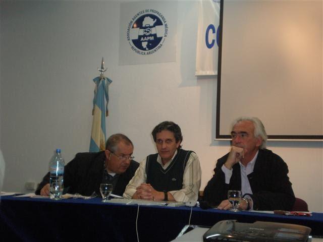 Congresos: FAAPROME - CTA Y AAPM de la RA - CTA