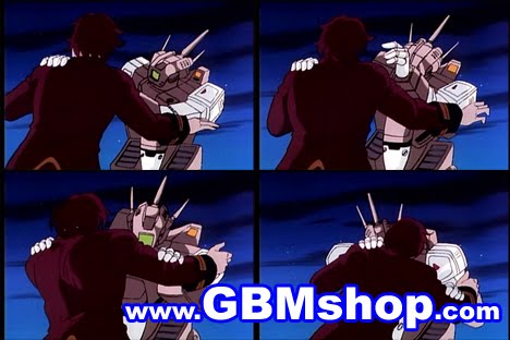 Super Dimension Fortress Macross The Masterpiece Collection YF-1R VF-1R animation mistake episode 32 Broken Heart