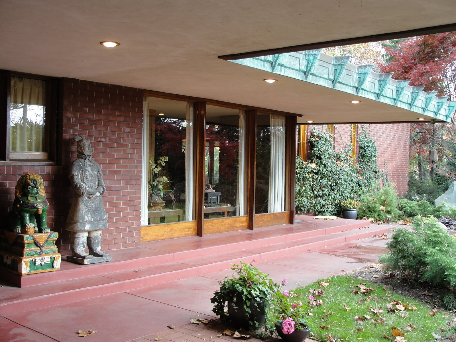 SAMARA, a Frank Lloyd Wright Home in Lafayette-West ...