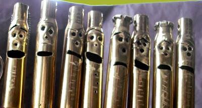 Bullets As Friends: Bullet Buddies