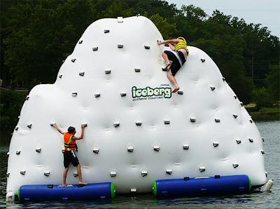 Holidaying? Get Yourself An Iceberg