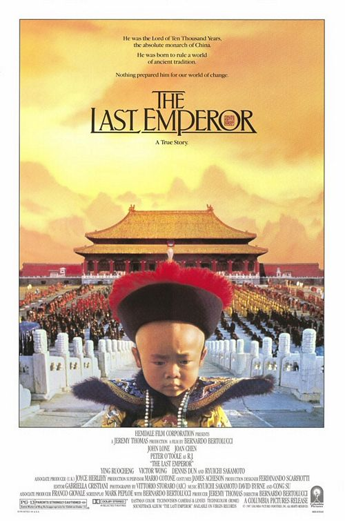 365 Day Oscar Challenge: The Last Emperor (