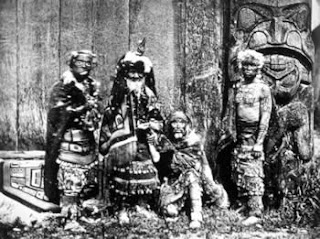 the potlatches of northwestern tribes The tlingit compose a number of tribes in alaska, british columbia and the yukon historically, tlingit religious beliefs and practices centered on a raven deity who combined the characteristics of spirit, human and bird.