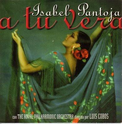 "ISABEL PANTOJA ""REINA DE LA COPLA...La Tonadilla, El Bolero, La Balada"" VIDA Y OBRA DE UNA GRAN ARTISTA. - Página 3 A%2BTU%2BVERA%2B1999,%2BUNIVERSAL"
