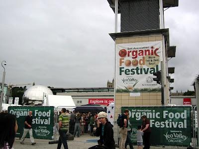 Organic Food Festival 2007
