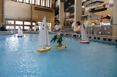 Toy Sail Boats