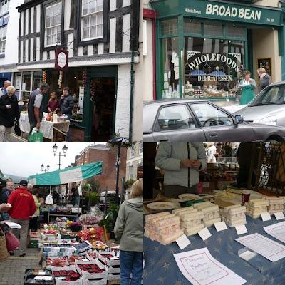 Ludlow shops