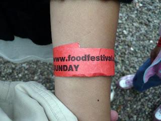 wrist tag