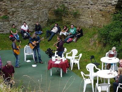 festival musicians