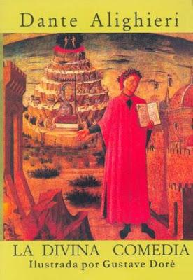 Frases de La Divina Comedia,  Dante Alighieri
