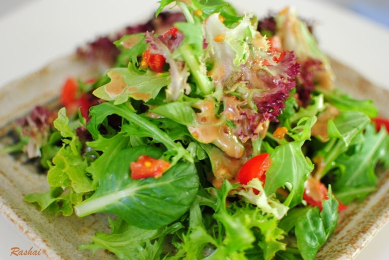 Sesame Salad Dressing Recipes Sesame Salad Dressing