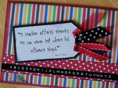 sometimes creative teacher s retirement card