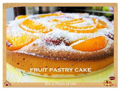 Rachel Allen Fruit Cake