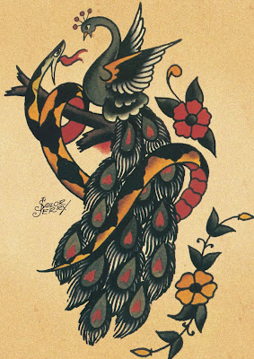 sailor jerry flash eagle  El Fantastico Sailor Jerry!!!!