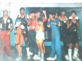 que tal estes el equipo de boxeo de cojedes del año 94