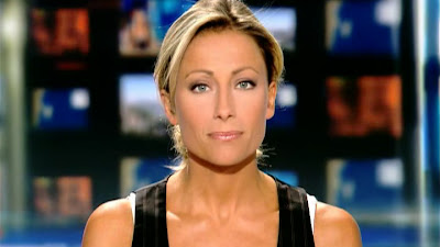 20 heures TF1 Anne-Sophie Lapix