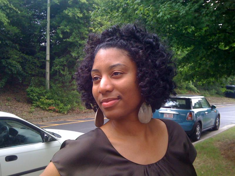 Tags: Transition Hairstyles Curly Fro natural hair natural hairstyles