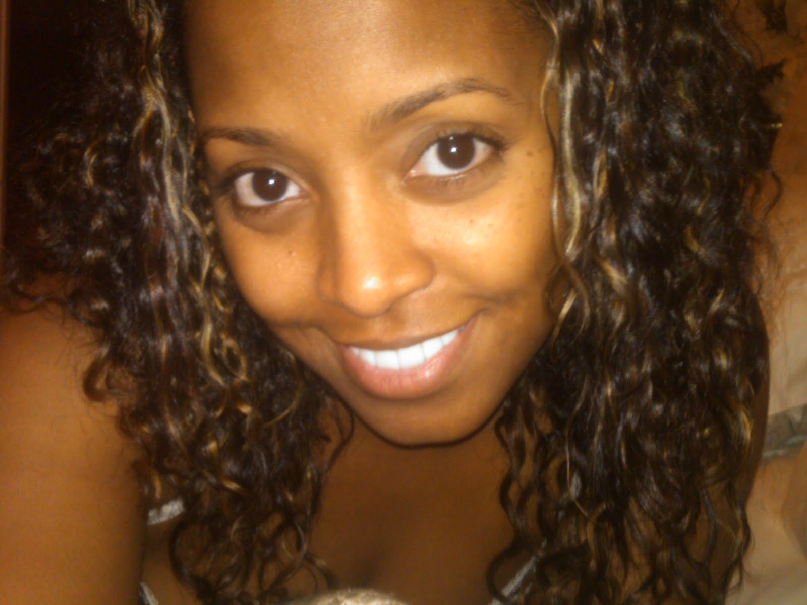 Keisha Pulliam Knight Natural Hair