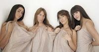 mujeres de jabón